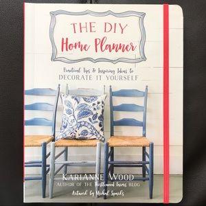 The DIY Home Planner by KariAnne Wood